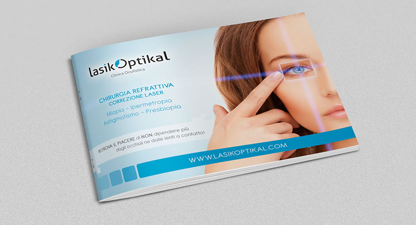 rjr design studio portfolio brochure ophthalmologist london
