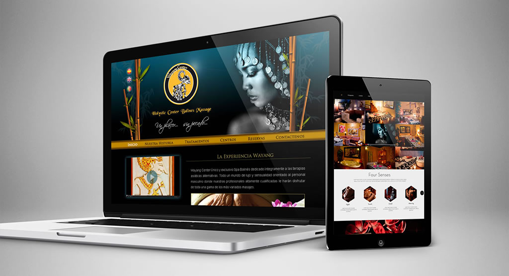 rjr design studio spa web design London